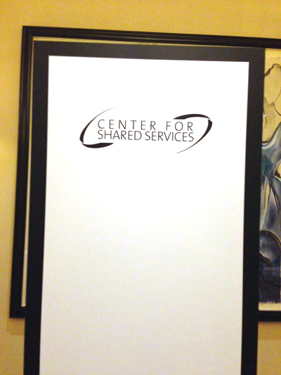 Center for Shared Services