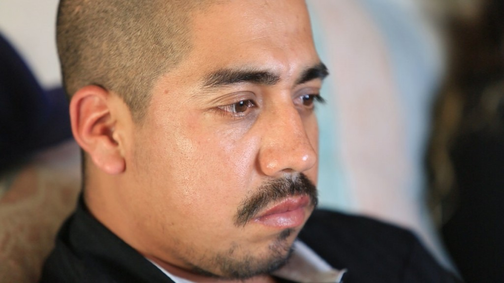 Victorugo Rodriguez Tello spent three months in immigration detention. May 22, 2015, Meg Wood/inewsource