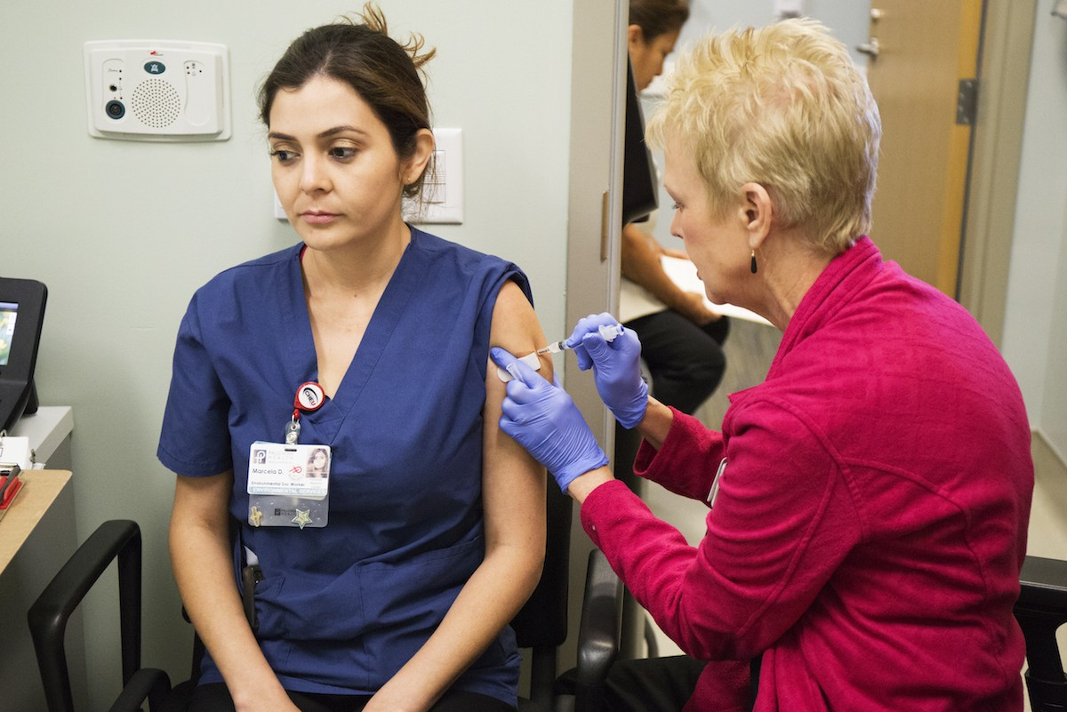 flu triggers vaccinate or mask rules at hospitals san diego flu triggers vaccinate or mask rules at hospitals san diego news from inewsource