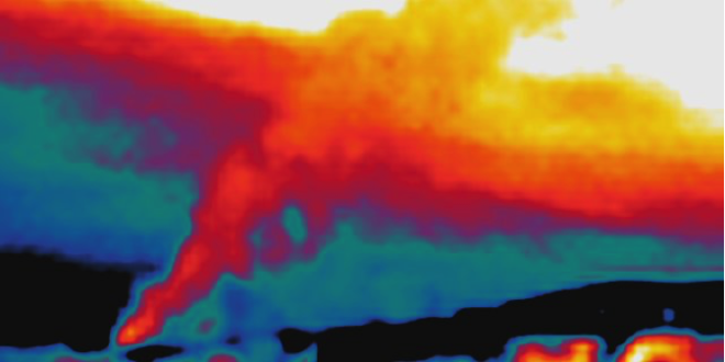 Infrared images like this one taken dec 9 are making it possible to