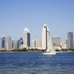 A view of Downtown San Diego's skyline. Megan Wood, inewsource.